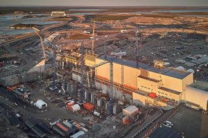 Keeyask Generating Station nearly 60% complete